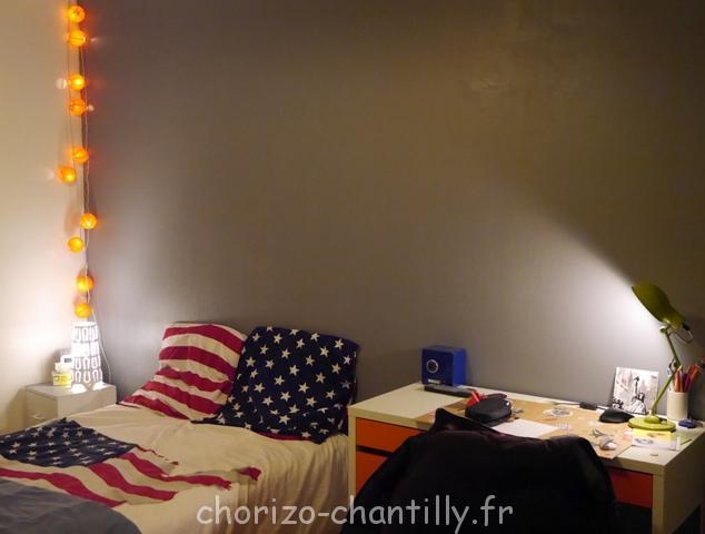 Relooking Chambre Ado – #Avant/Après – Chorizo & Chantilly