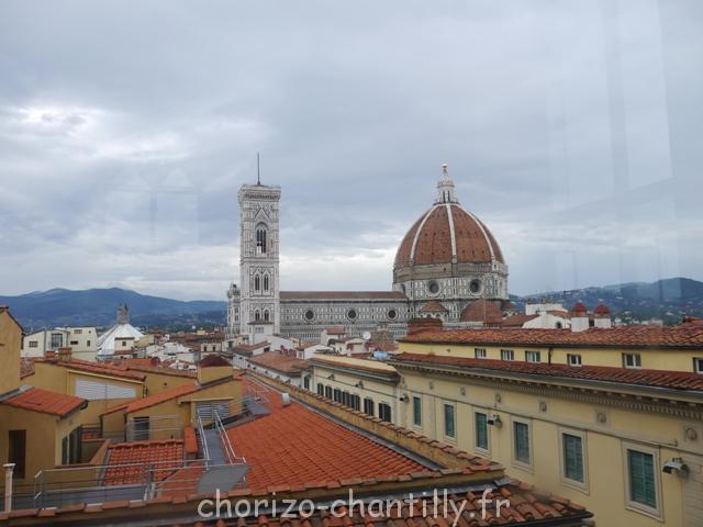 Duomo Florence depuis Orsanmichele