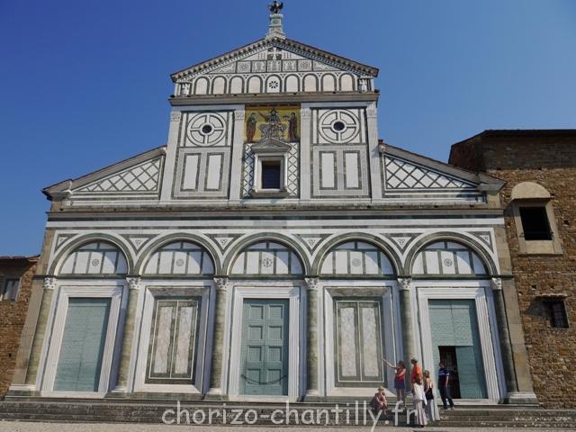 Chiesa San Miniato al Monte - Florence