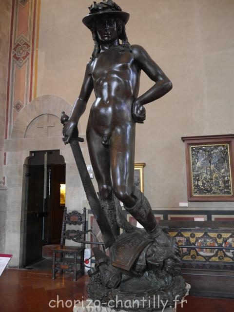 David - Donatello - Bargello - Florence