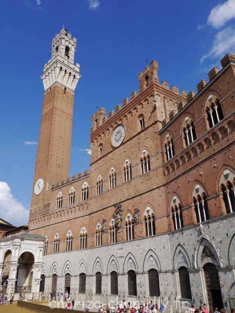 Hôtel de ville Sienne