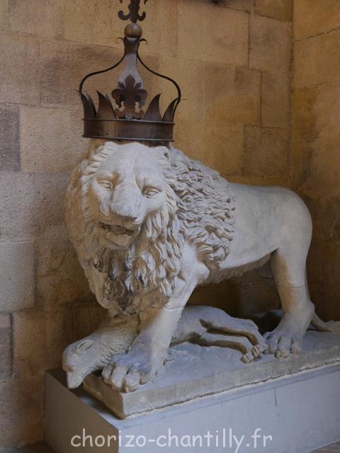 Le roi lion - Bargello - Florence