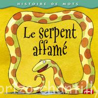 le serpent affamé