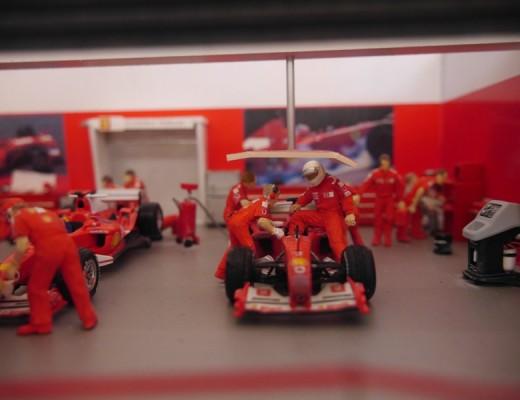 Miniature Ferrari small 2