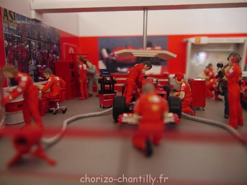 Miniature Ferrari small