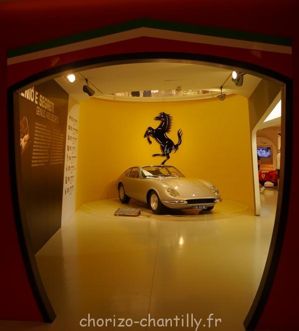 Musée Ferrari Modene